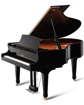 GX2 BLAK Classic Salon Grand Piano